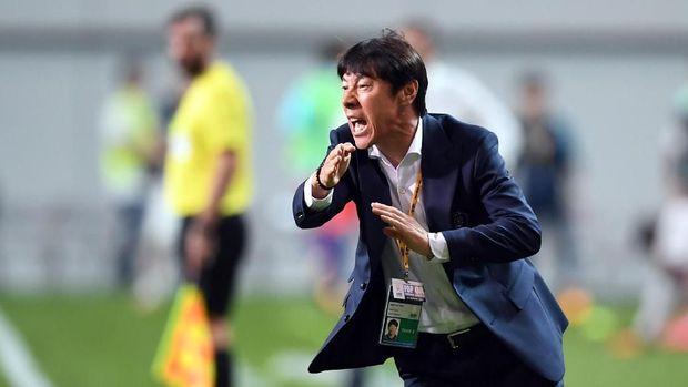 Shin Tae Yong salah satu kandidat pelatih Timnas Indonesia.