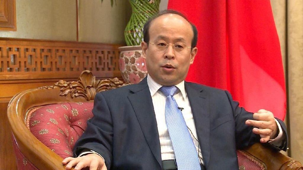 Dubes Buka-bukaan Soal Kabar China Mau Kuasai RI Lewat Utang