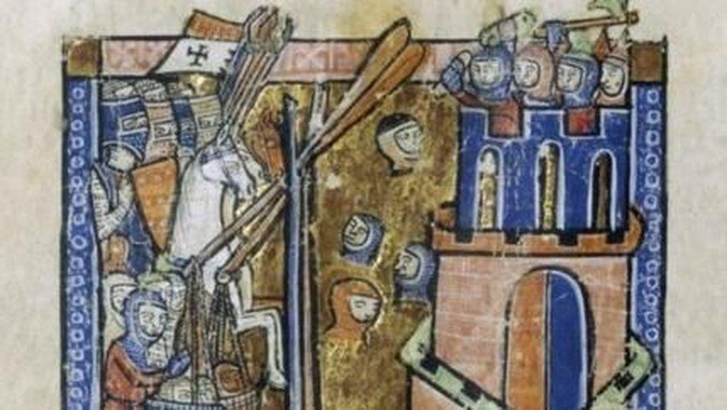 Tentang Pasukan Kanibal saat Perang Salib I Pecah Hampir 1 Milenium Lalu