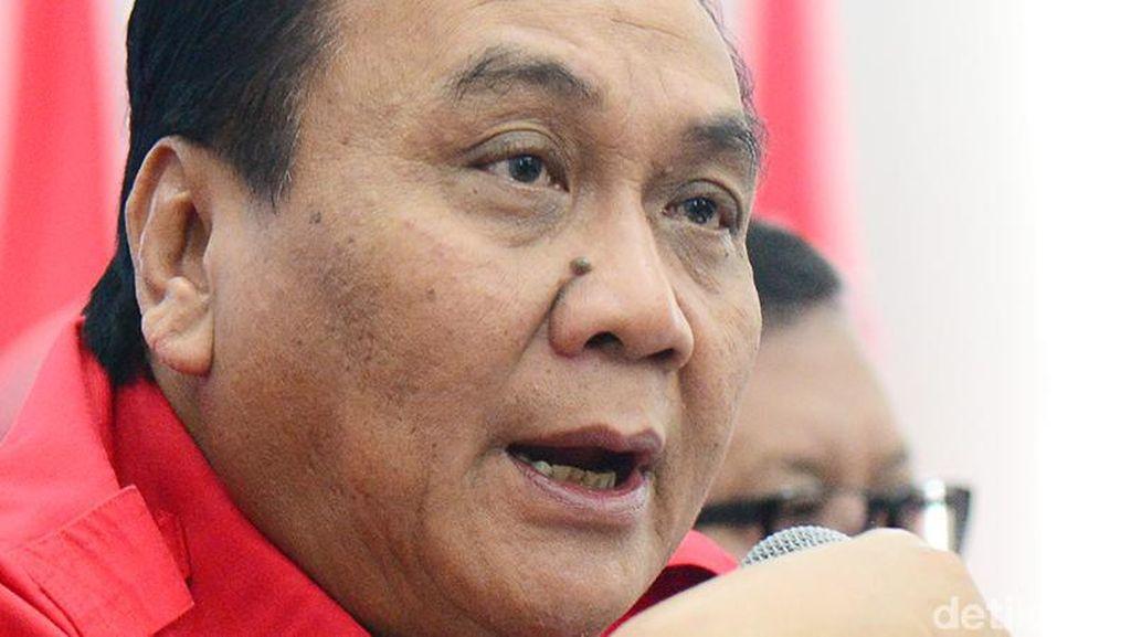 PDIP soal Nurdin Abdullah Kena OTT: di Politik Tak Cukup Baik, Kadang Lupa