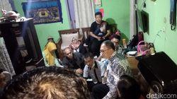Temui Korban Penggusuran Rumah Deret Tamansari, Oded Janjikan Kontrakan