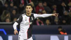 Cerita Ronaldo Pinjam Stadion untuk Latihan di Tengah Pandemi