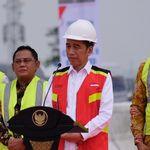 Jokowi Pastikan Tol Japek Layang Gratis Sampai Tahun Baru