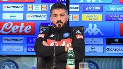 Resmi, Napoli Tunjuk Gattuso sebagai Pelatih Baru