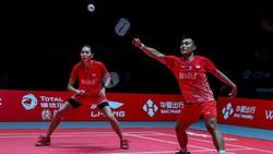 Hafiz/Gloria Gagal ke Semifinal Thailand Open 2021