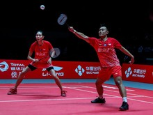 BWF Finals: Kehilangan Momentum, Hafiz/Gloria Pun Kalah