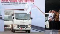 Jokowi: 3 Tahun Lagi, Isuzu Traga Diekspor ke-20 Negara