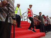 Jokowi Resmikan Tol Jakarta-Cikampek elevated