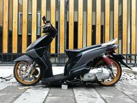 7 Modifikasi Honda BeAT Agar Tampil Lebih Keren