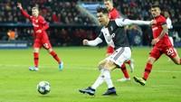 Leverkusen Vs Juventus: Ronaldo Cetak Gol, Si Nyonya Tua Menang 2-0