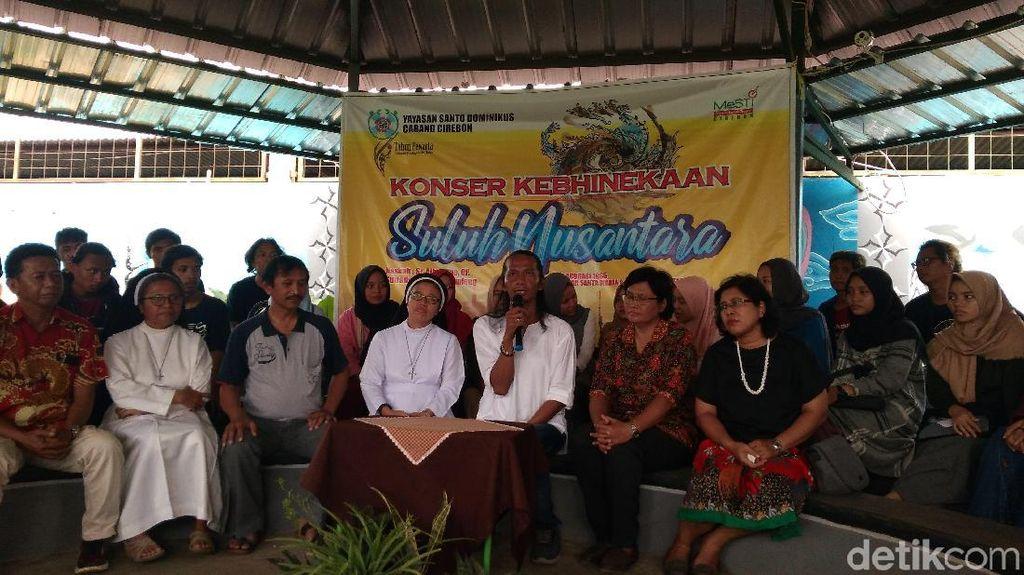 1.865 Pelajar Bakal Tampil di Konser Kebhinekaan Suluh Nusantara Cirebon