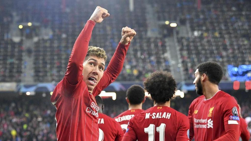 Lebih Matang, Liverpool Bisa Juara Liga Champions Lagi