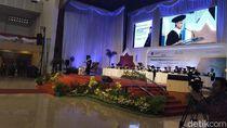 Ketum Muhammadiyah Haedar Nashir Dikukuhkan Jadi Guru Besar UMY