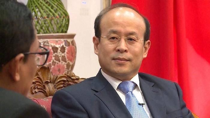 Dubes RRC untuk Indonesia Xiao Qian