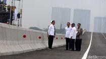 Jokowi Maraton Cek 3 Megaproyek di Cikampek