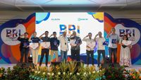 Jadi The Best Collaboration Program, UMKM Binaan BRI Go Digital