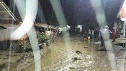 Ini Penampakan Sisa Terjangan Banjir Bandang Sigi yang Tewaskan Ayah-Anak