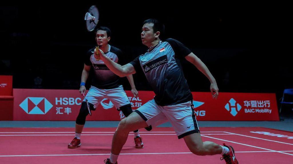 BWF Finals: Indonesia Kirim Tiga Wakil di Semifinal