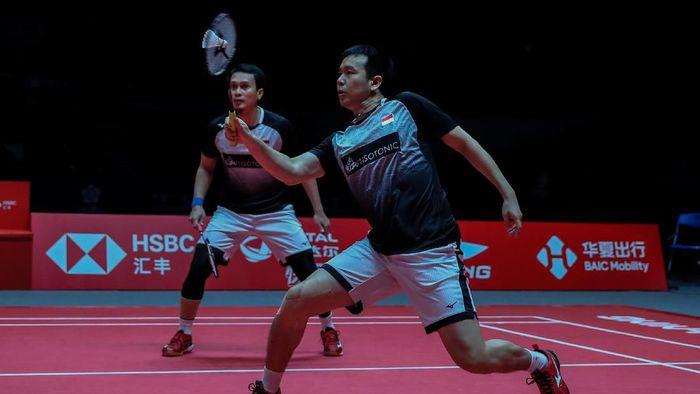 Tiga wakil Indonesia memastikan diri lolos ke semifinal BWF World Tour Finals 2019 (Foto: dok. Humas PBSI)