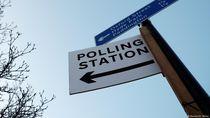 Pemilu Inggris, Pemilih Mulai Menuju Tempat Pemungutan Suara