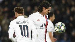 Sudah Berubah, Neymar Persilakan Cavani Eksekusi Penalti