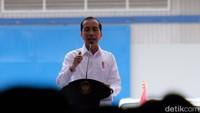 Eropa Gugat RI soal Nikel, Jokowi: Hadapi, Jangan Keok!