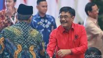 Jejak Djarot Saiful Hidayat di Sumut: Kalah Pilgub-Jadi Ketua DPD PDIP