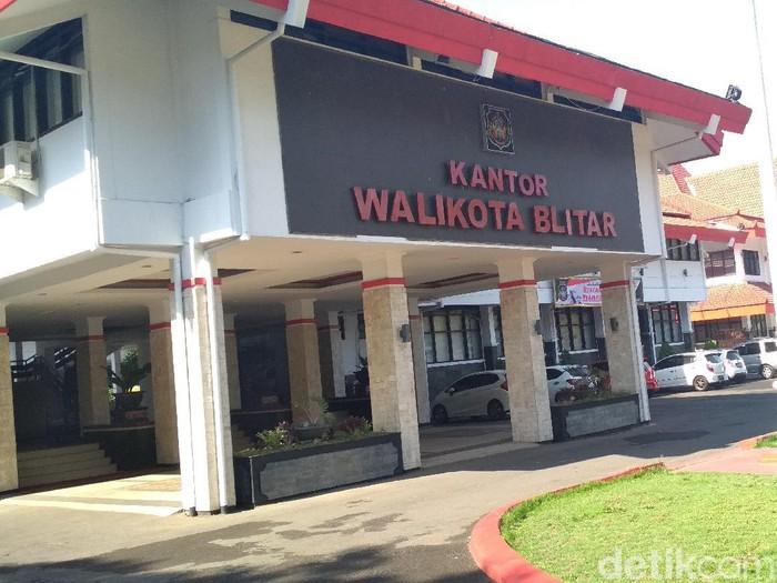 Kantor Wali Kota Blitar (Erliana Riady/detikcom)