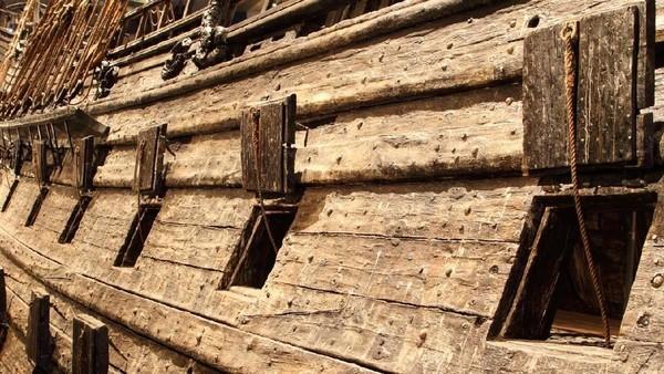 98% kayu asli kapal masih utuh. Padahal, kapal telah terendam selama sekitar 3 abad lamanya. (iStock)