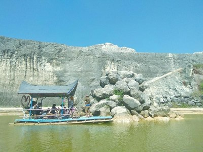 Tambang Kapur Eksotis di Madura, Bukit Jaddih