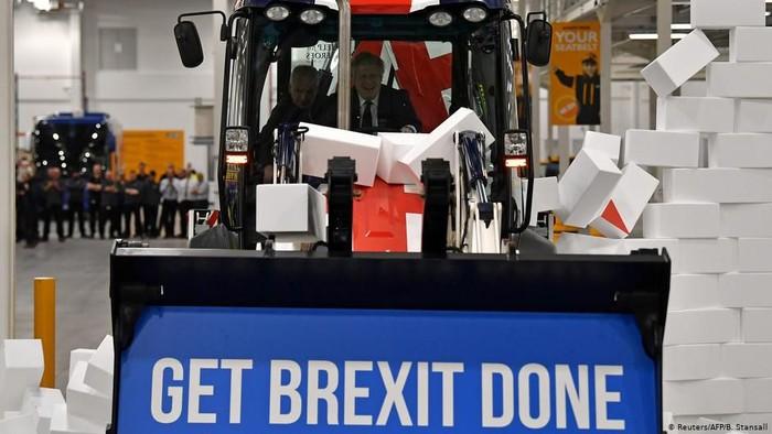 Boris Johnson Menang Besar, Uni Eropa Fokus Brexit