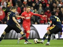 Standard Liege Vs Arsenal Masih Tanpa Gol di Babak I