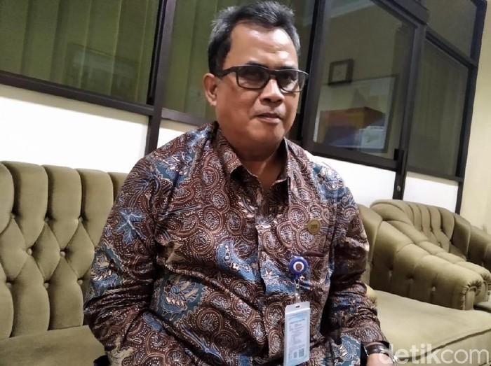 Sekretaris DPRD DIY, Haryanta, Jumat (13/12/2019).