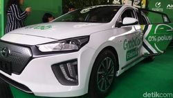 Grab Indonesia Bareng Hyundai Riset Mobil Listrik di Indonesia