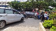 Disorot Gubernur Sulsel, Begini Pak Ogah di Makassar Atur Lalin
