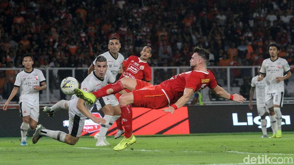 Tavares Plong Persija Bertahan di Liga 1