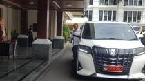 Menhan Prabowo Sambangi Mahfud Md, Bahas Apa?