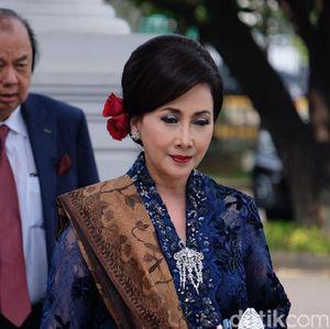 Bos Mustika Ratu, Satu-satunya Perempuan yang Jadi Wantimpres Jokowi