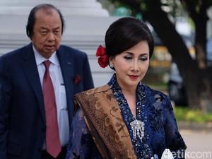 Mengenal Putri Kuswisnu Wardani, Bos Mustika Ratu yang Jadi Wantimpres Jokowi