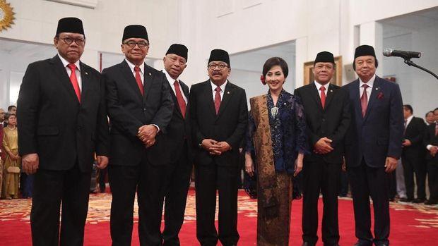 Wantimpres Ingin Beda Nasihat dengan Lembaga Lain ke Jokowi
