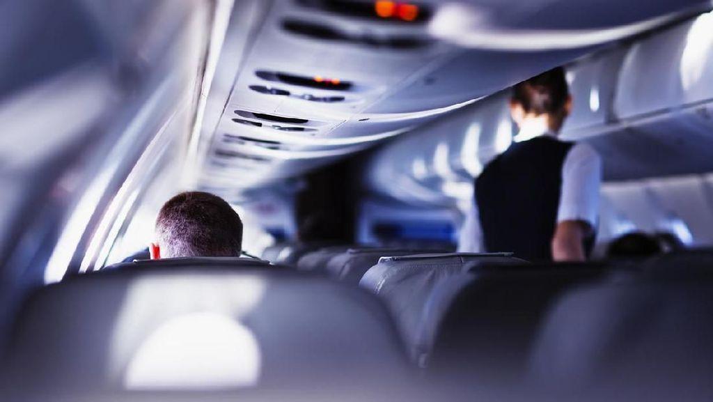 Pemerintah Kaji Tambah Kapasitas Penumpang Pesawat