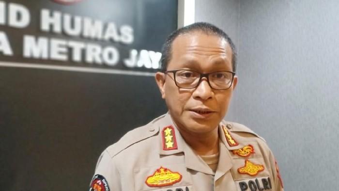 Foto: Kabid Humas Polda Metro Jaya, Kombes Yusri Yunus  (Samsdhuha Wildansyah-detikcom)