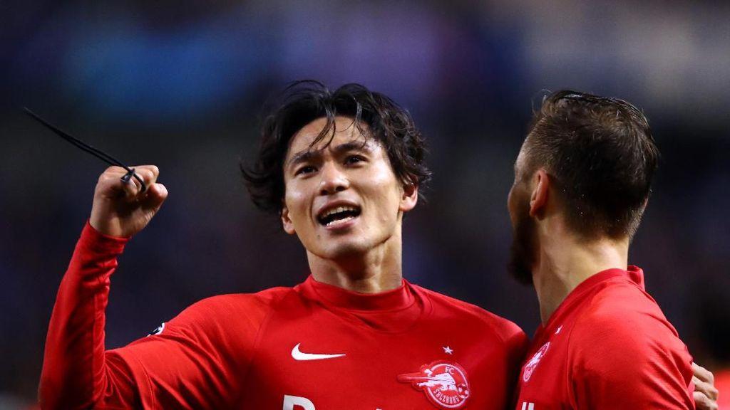 Selangkah Lagi Gaet Minamino, Liverpool Kalahkan MU