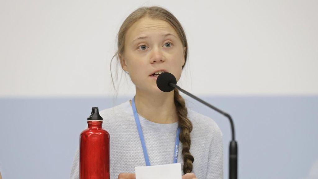 Aktivis Remaja Greta Thunberg Sumbangkan Hadiah Rp 17 M yang Diterimanya