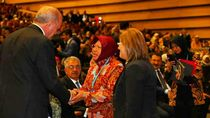 Wow, Presiden Erdogan Sebut Wali Kota Risma Perempuan Inspiratif