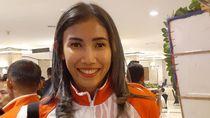 Cerita Emilia Nova Latihan di Rumah Sejak PSBB