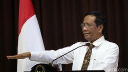 Mahfud Md Dorong Dua Kubu PPP Islah