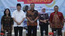 Walkot Hendi Ajak Mahasiswa Aktif Bangun Kota Semarang Lewat Gadget