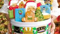 Cantik dan Sayang Dimakan, 10 Kue Kering Natal Ini Bisa Jadi Bingkisan