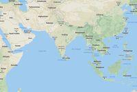 Negara Paling Banyak Dicari Orang di Google Adalah...